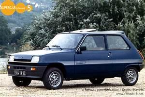 Renault Super 5 Five : tout sur la renault s rie limit e 5 super campus ~ Medecine-chirurgie-esthetiques.com Avis de Voitures