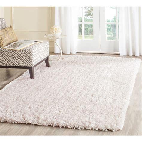 ivory shag rug safavieh popcorn shag ivory 8 ft x 10 ft area rug sg267a