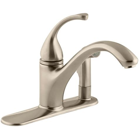 bronze kitchen faucets bronze kitchen faucets kitchen the home depot