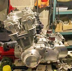 Clymer Honda In-Line Fours CB750 SOHC Manual M341