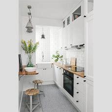Small Apartment Kitchen  Portsidecle