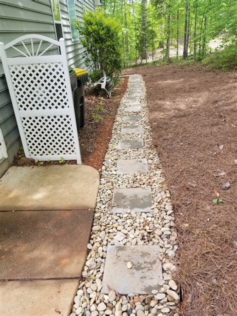 french drains    fayetteville  southern pines