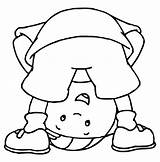 Caillou Coloring Pages Print Sheets sketch template