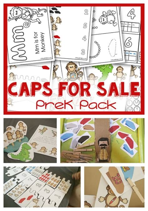 caps for preschool week royal baloo 329 | CapsForSale