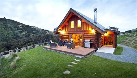 The World's Coolest Log Cabin Rentals