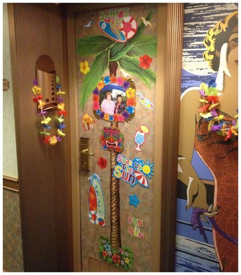 carnival cruise door decoration ideas cruising towards miami entrepreneur s odyssey