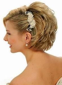 Coiffure Mariage Cheveux Court Les Plus Belles Coiffures De Mariage