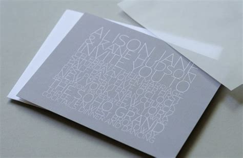 from simple to snazzy your guide to modern wedding invitations venuelust