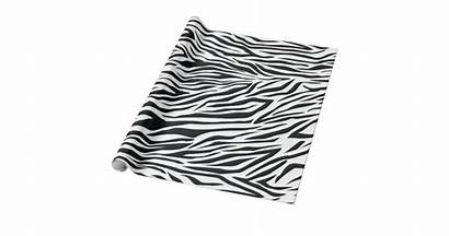 Paper Zebra Animal Pattern Wrapping Stripes