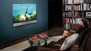 Ces2018  Samsung Unveils Nw700 Sound  Wall