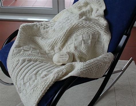Wollkultur Blog » Eine Babydecke  Stricken Pinterest