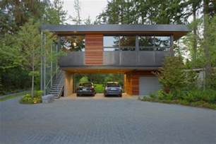 Inspiring Car Garage Plans Photo by 15 Contemporary Houses And Their Inspiring Garages