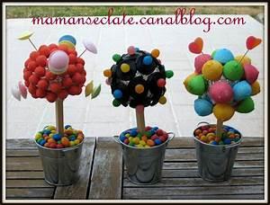 Deco Bonbon Anniversaire : deco anniversaire en bonbon d 39 anniversaire idee ~ Melissatoandfro.com Idées de Décoration