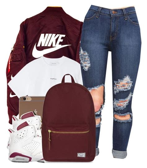 U0026quot;NIKE ufe0fu0026quot; by chanelesmith51167 liked on Polyvore featuring art | My Polyvore Finds | Pinterest ...