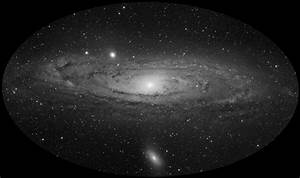 M31 - The Andromeda Galaxy in Blue Light