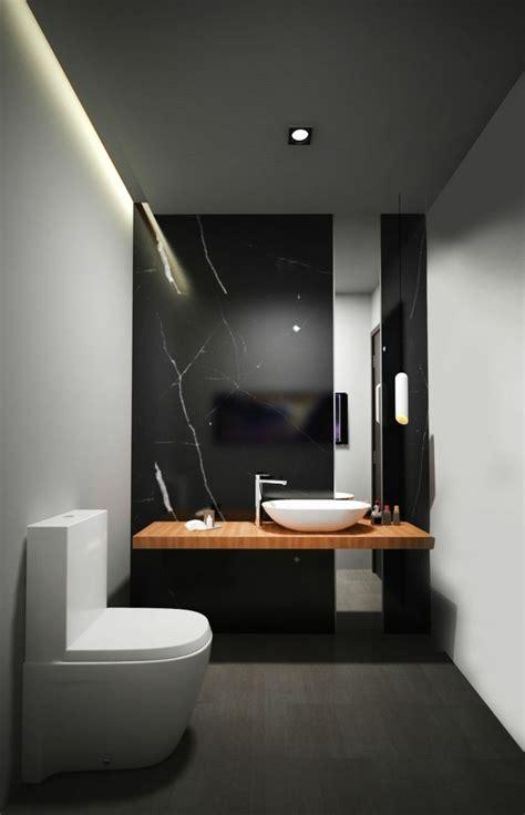 spot meuble cuisine encastrable la salle de bain noir et blanc les dernières tendances