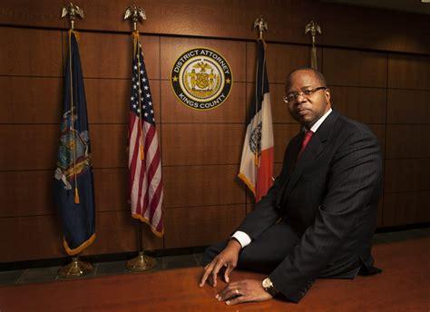 ken thompson brooklyn district attorney dies
