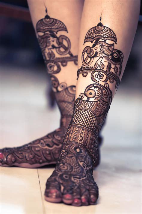 interesting mehendi designs  real weddings