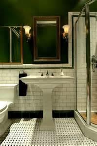 Victorian Bathroom Wall Tile