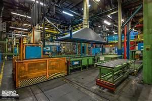 Caterpillar Manufacturing Plant  Gosselies  Belgium