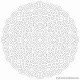 Mandala Crochet Coloring Mandalas Transparent Inspired Version Patterns Printable Donteatthepaste 1600 Paste Don Eat Lace Doilies Adult Sheets Difficult Knitting sketch template