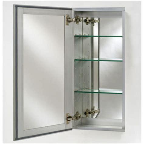 medicine cabinets frameless cabinets by afina