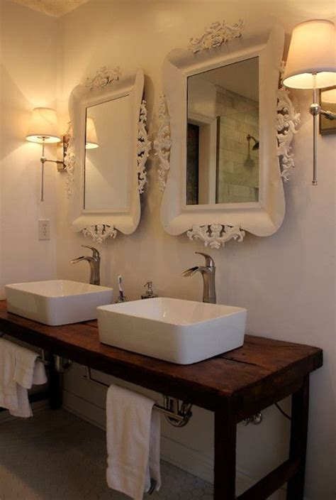 bathrooms baroque mirror white baroque mirrors
