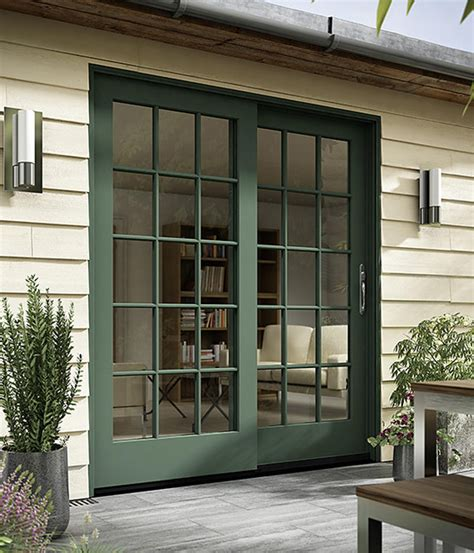 jeld wen siteline patio doors san francisco by