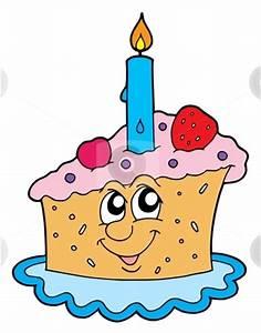 Birthday Cake Slice Vector ~ Image Inspiration of Cake and ...