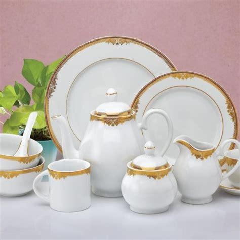 durable dinnerware most type sets dinner alda india crockery link