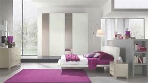 Camere Da Letto : arredamento camera da letto in stile moderno silver moon ~ Watch28wear.com Haus und Dekorationen