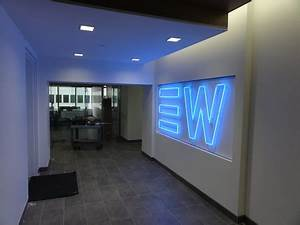 Neon Works True North Signs Arts & Engineers