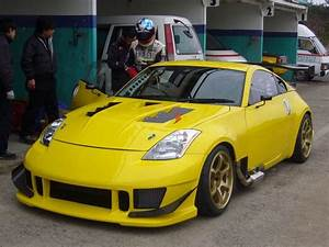 Vis Hood Similar To Jun Custom Hood - My350z Com