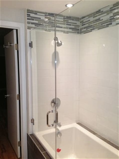 tile above tub surround 63 best shower wall ideas images on