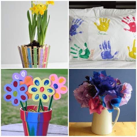10 s day crafts for preschoolers from abcs to acts 628 | Mothers Day Crafts for Preschoolers to Make and Give
