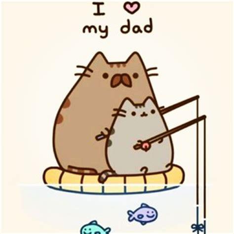 pusheens father pusheen  cat fanon wiki fandom