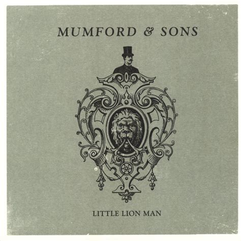 mumford sons record label 45cat mumford and sons little lion man to darkness