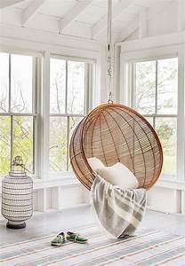 Fauteuil Cocon Suspendu : la fabrique d co fauteuils suspendus l 39 art du cocooning design ~ Teatrodelosmanantiales.com Idées de Décoration