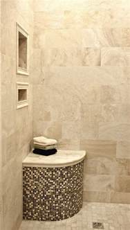 Tile Showers with Seats Ideas
