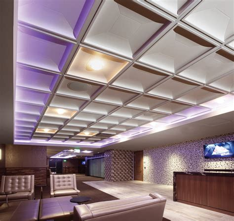 contemporary coffer ceiling tile architonic