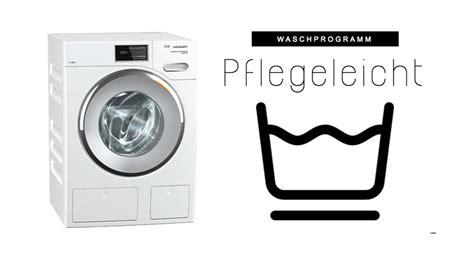 alles wissenswerte zum pflegeleicht waschprogramm