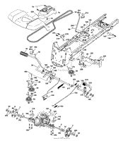 Husqvarna Gth Parts Diagrams