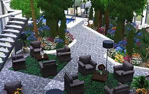 Maison Avec Jardin Interieur