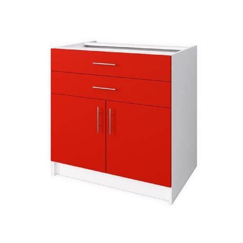 meuble bas cuisine 80 cm start meuble bas de cuisine 2 porte 80 cm mat