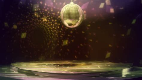 disco ball floor l party dance floor background disco ball with lens flares
