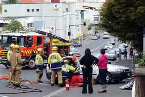 Ambulance Car Accident