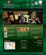 Asian nora restaurant website