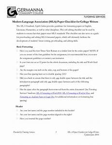mla format college essay a great thesis statement mla format heading