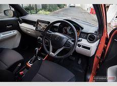 2017 Suzuki Ignis review video PerformanceDrive