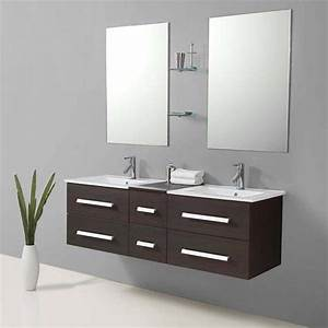 Meuble De Salle : salle de bain ~ Nature-et-papiers.com Idées de Décoration